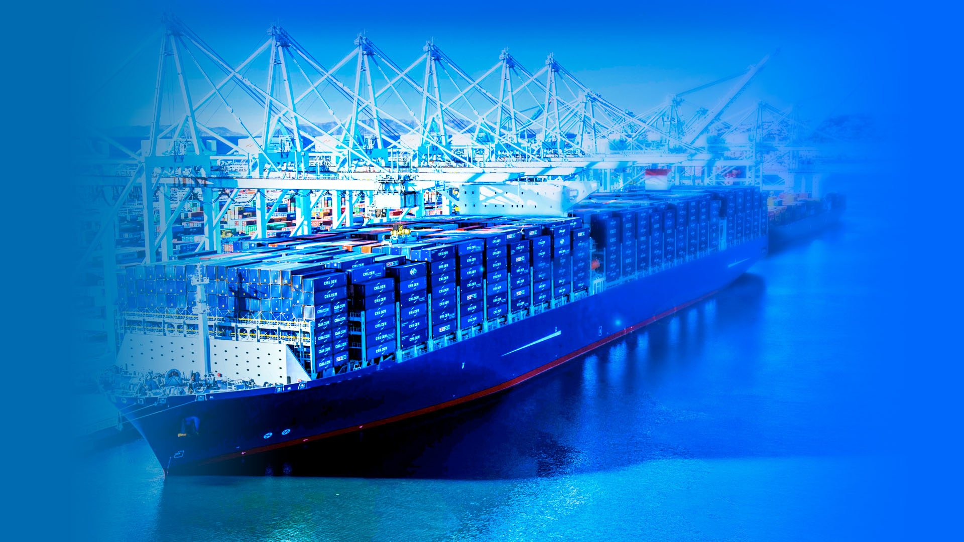 Layanan Pengiriman Ocean Freight
